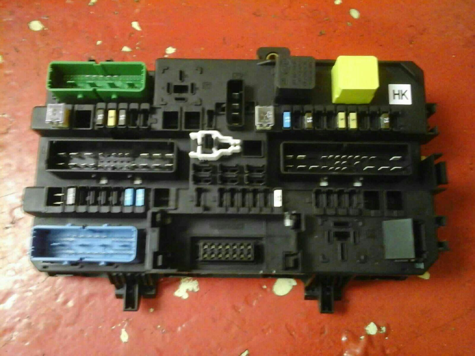 hight resolution of vauxhall astra mk5 h zafira b rear electric control rec fuse box vauxhall zafira express vauxhall