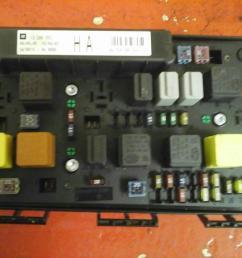 vauxhall astra h mk5 front bcm electric control uec fuse box ha 2004 10 [ 1600 x 1200 Pixel ]