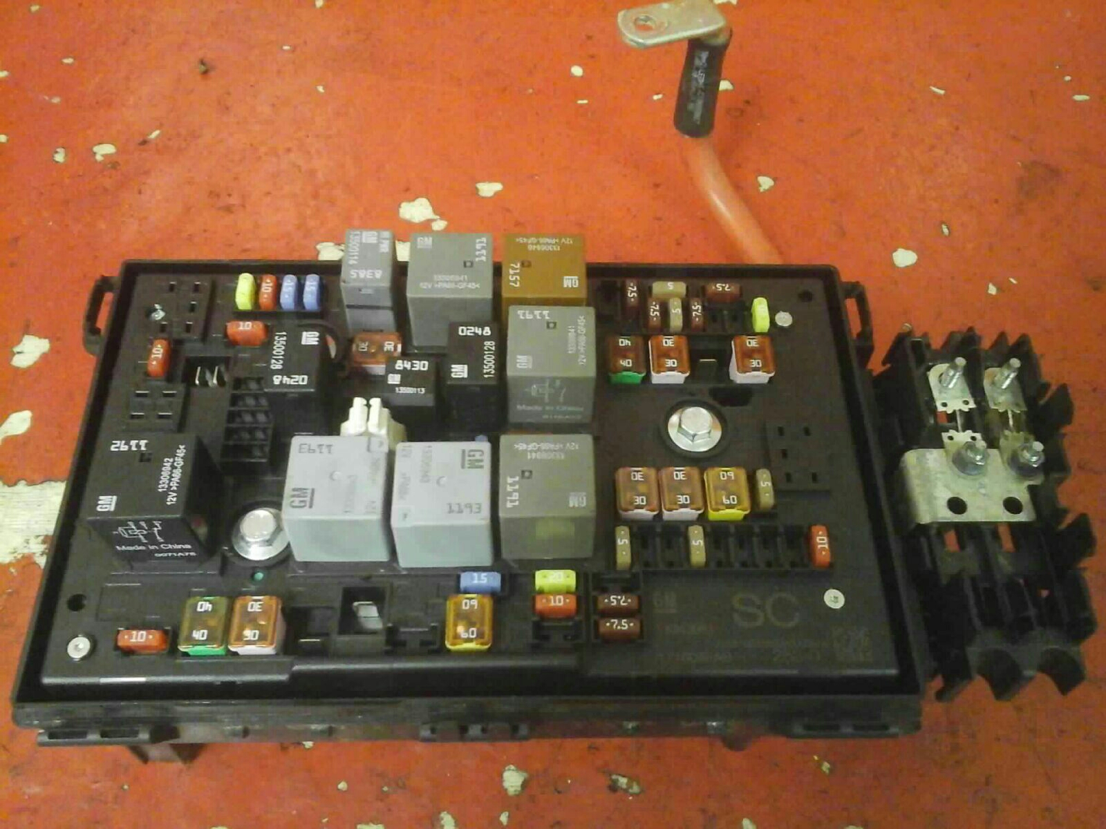 hight resolution of astra 54 fuse box