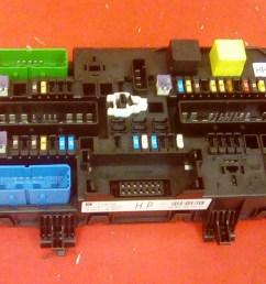 vauxhall astra mk5 h zafira b rear electric control hp rec fuse box 2004  [ 1600 x 912 Pixel ]