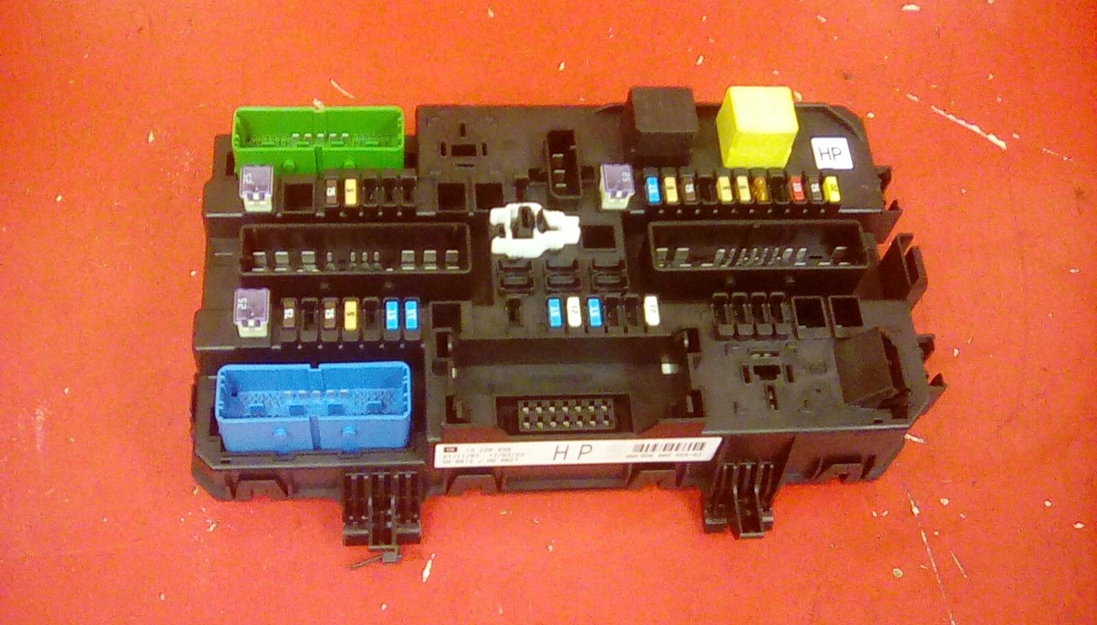 hight resolution of vauxhall astra mk5 h zafira b rear electric control hp rec fuse box 2004