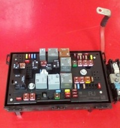 vauxhall astra j front bcm uec electric control rj fuse box 2009 2016 [ 1280 x 768 Pixel ]