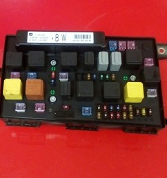 vauxhall astra h mk5 front bcm uec electric control bw fuse box 2004 2010 [ 1280 x 768 Pixel ]