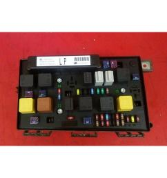 vauxhall astra h zafira b front bcm uec electric control fuse box lp 2004 2010 [ 1600 x 1200 Pixel ]