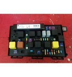 vauxhall astra h mk5 front bcm electric control uec ka fuse box 2004 2010 [ 1600 x 1200 Pixel ]