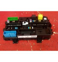 vauxhall astra mk5 h zafira b rear electric control rec fuse box lh 04 10 [ 1600 x 1200 Pixel ]