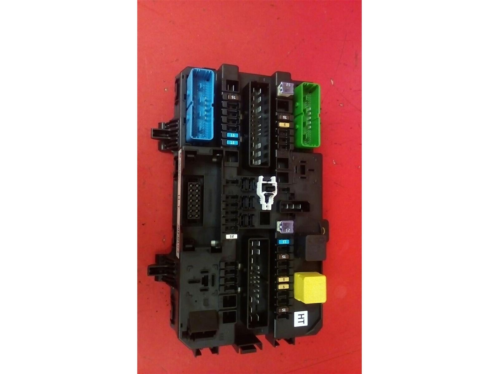 hight resolution of vauxhall astra mk5 h zafira b rear electric ht control rec fuse box 2004 2010