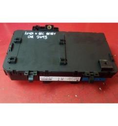 vauxhall astra mk5 h zafira b rear electric control ht rec fuse box 2004  [ 1600 x 1200 Pixel ]
