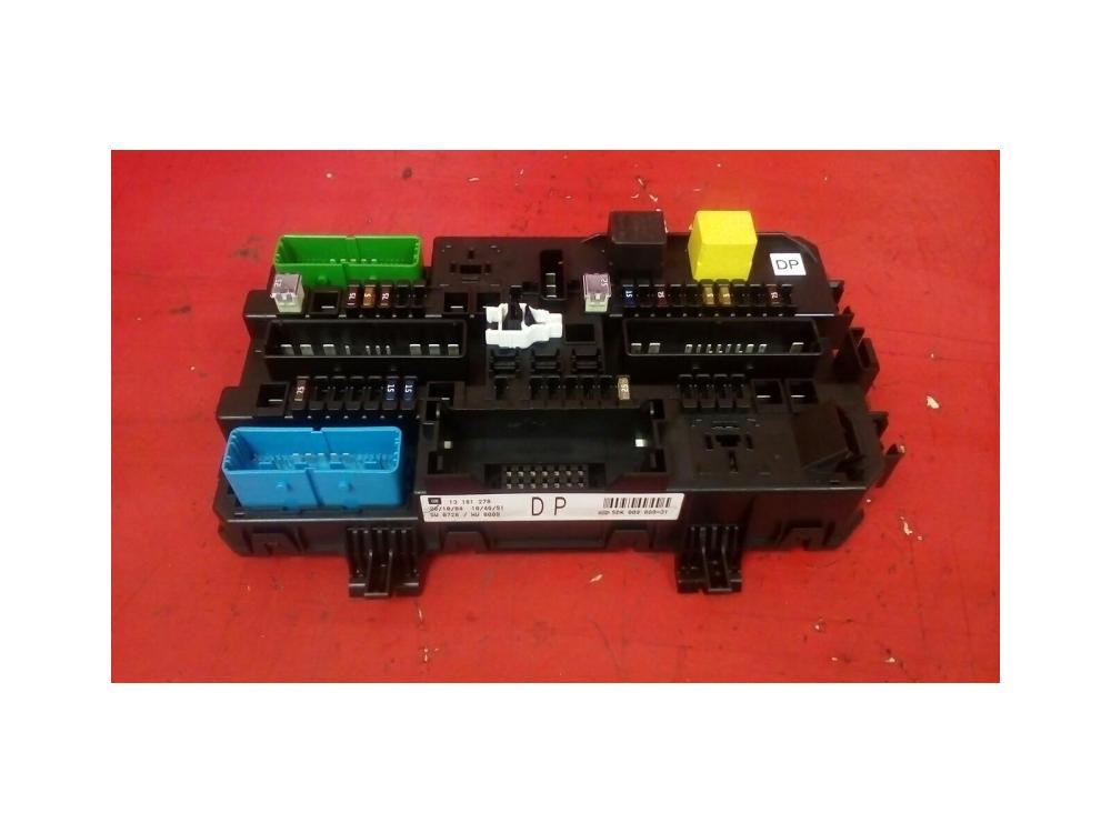 medium resolution of vauxhall astra mk5 h zafira b rear electric dp control rec fuse box 04