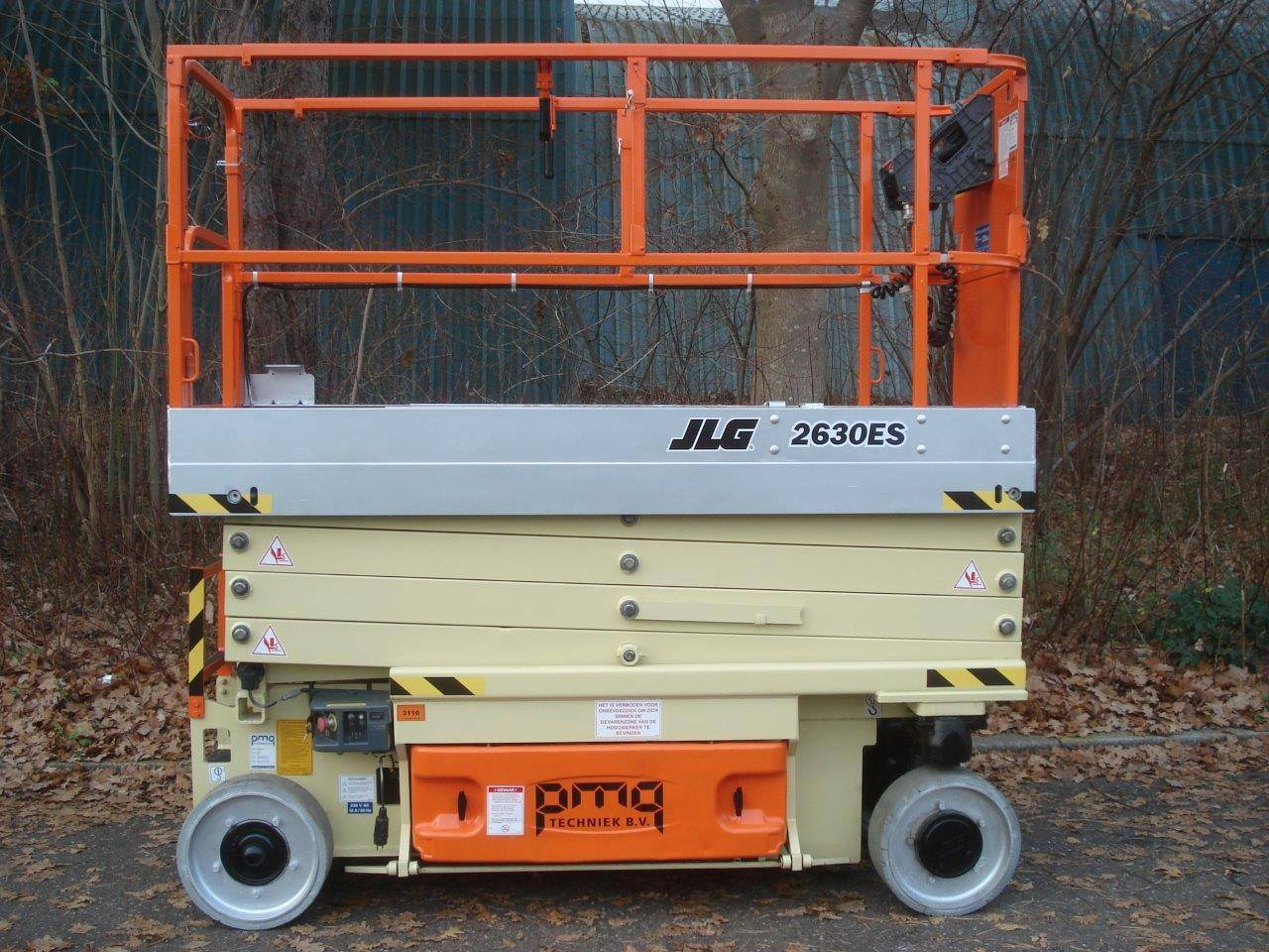 hight resolution of jlg 2630es scissor lift 9 77m electric