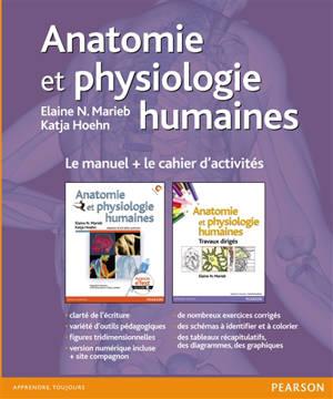 Manuel D'anatomie Et De Physiologie Humaines : manuel, d'anatomie, physiologie, humaines, Anatomie, Physiologie, Humaines, Manuel, Cahier, D'activités