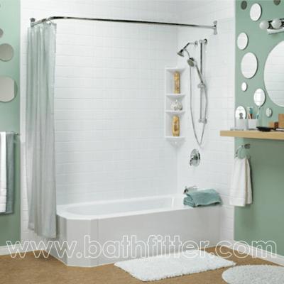 Bath Fitter Bathroom Remodeler Columbia SC 29201