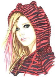 avril lavigne awesome