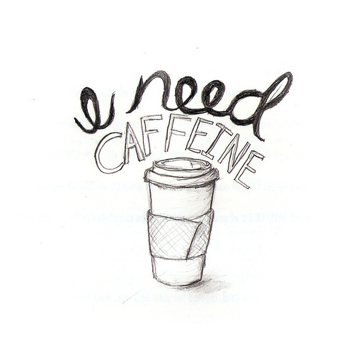 Image result for coffee drawing