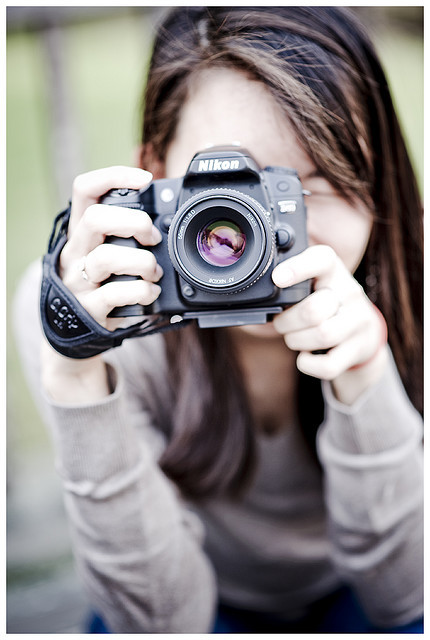 Iphone 5 Asian Girl Wallpaper Art Awesome Camera Camera Girl Cool Image 423971 On
