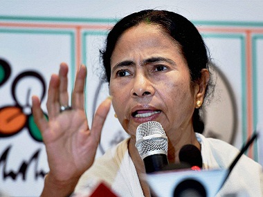 Mamata Banerjee in a PTI file photo