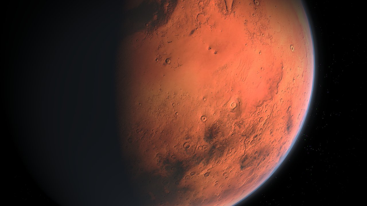 Mars may have once been a ringed planet billions of years ago, say researchers 3