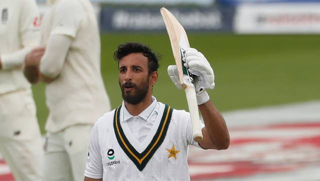 Pakistan won the toss and opted to bat. Shan Masood registered his Test highest score of 156 as the visitors posted 326 in the first innings. AP