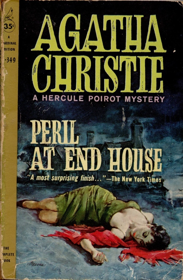 Image result for peril at end house