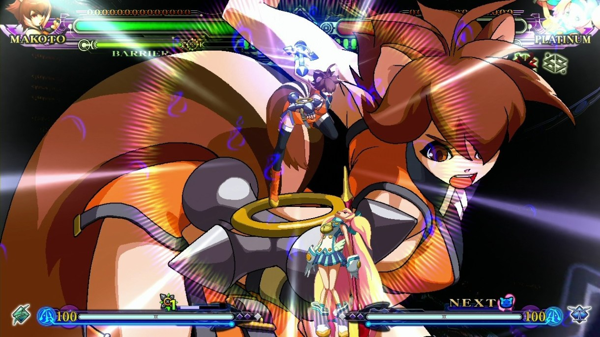 Image result for BlazBlue: Continuum Shift