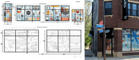 Custom Storefront Window Graphics