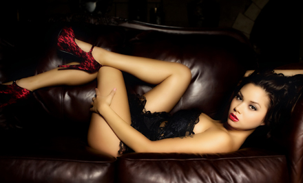 Classic Boudoir Photography Wildomar CA Groupon