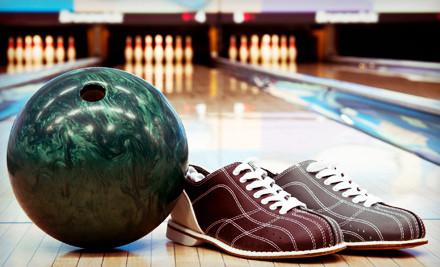 Pin Center Bowl – Cleburne Groupon