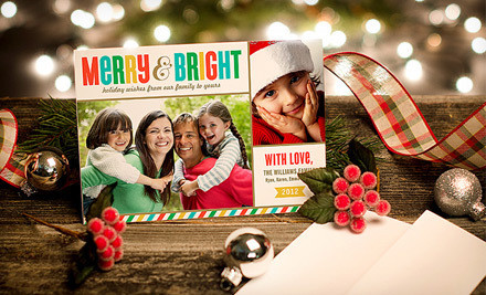 Custom Photo Christmas Cards 78 Off With Free Shipping