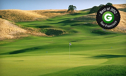 Best of 2012: Up to 65% Off Golf at Roddy Ranch