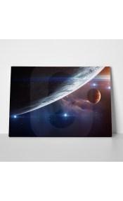 Πίνακας SCENE OF SPACE EXPLORATION