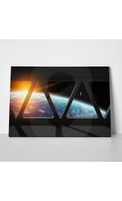 Πίνακας EARTH'S WINDOW VIEW