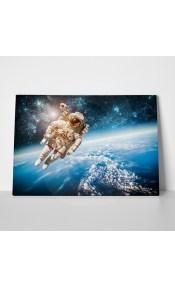 Πίνακας ASTRONAUT OVER EARTH