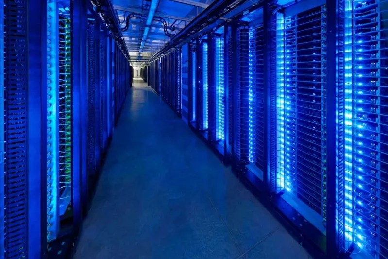 Data Center Facebook