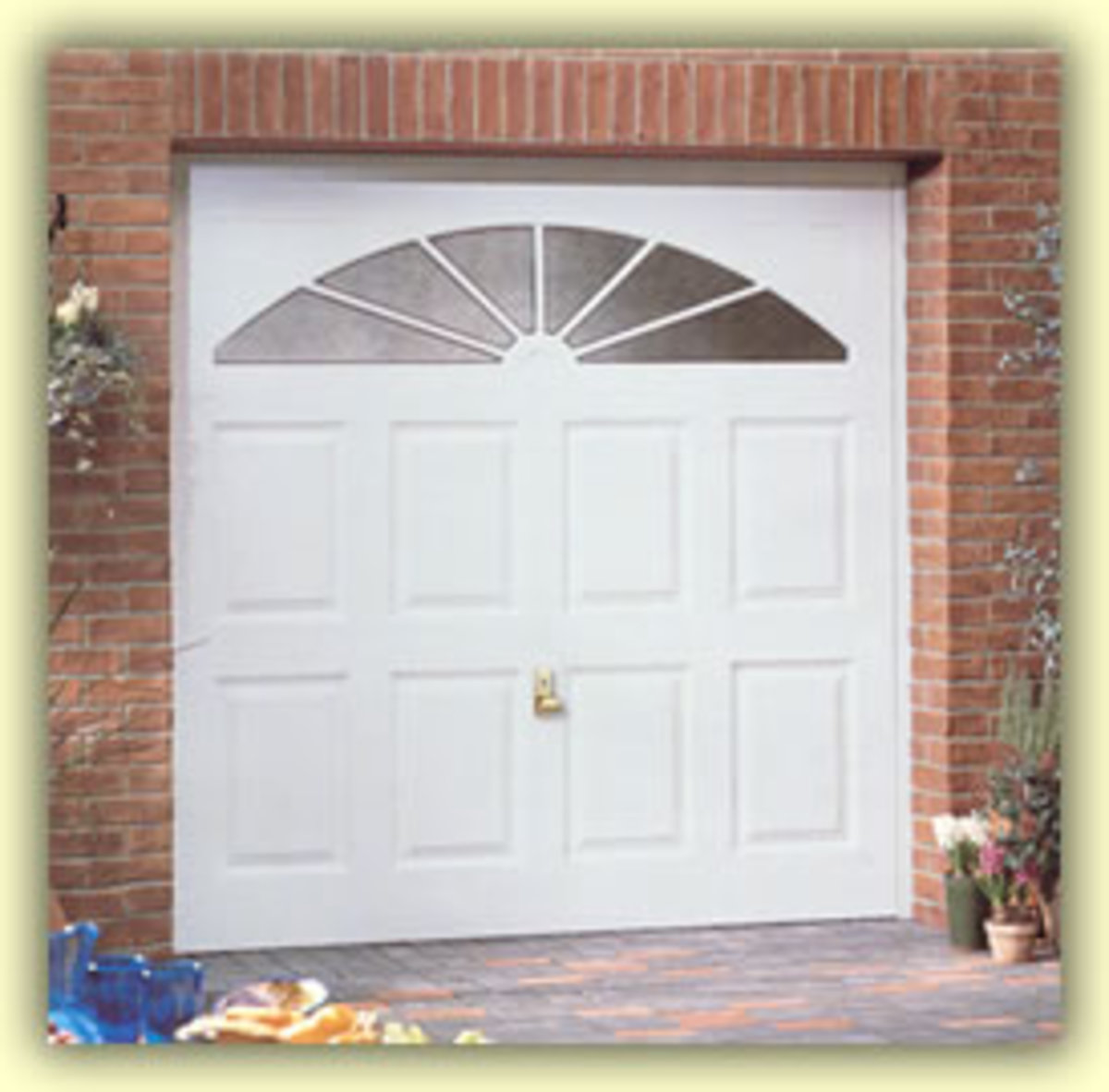 Door Price Single Garage Door Price