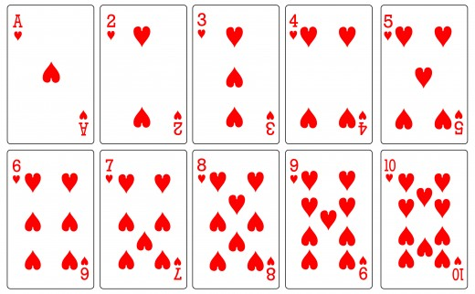 Deck Of Cards Free | Infocard.co