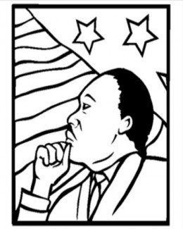 Free Martin Luther King Jr Activities For Kindergarten