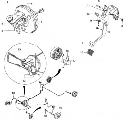 chevrolet emergency brake diagram
