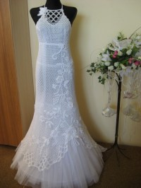CROCHET PATTERN FOR WEDDING DRESS  Crochet Club