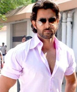 "The male cleavage (or ""heavage""), as shown by metrosexual actor Hrithik Roshan has come under alot of fire for ""indecent exposure"". I highly doubt a woman showing the same amount of skin would be called out for ""indecent exposure""."