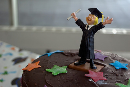 Getting accepted is great, but getting free money for tuition is the icing on the cake.
