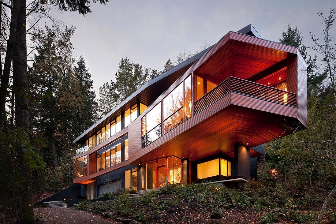 The Hoke House  Twilight's Cullen Family Home