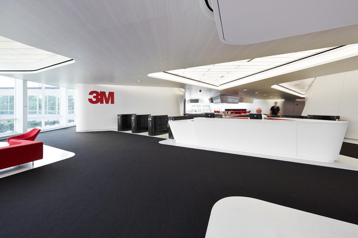 3M Headquarters Minnesota Atelier Hitoshi Abe