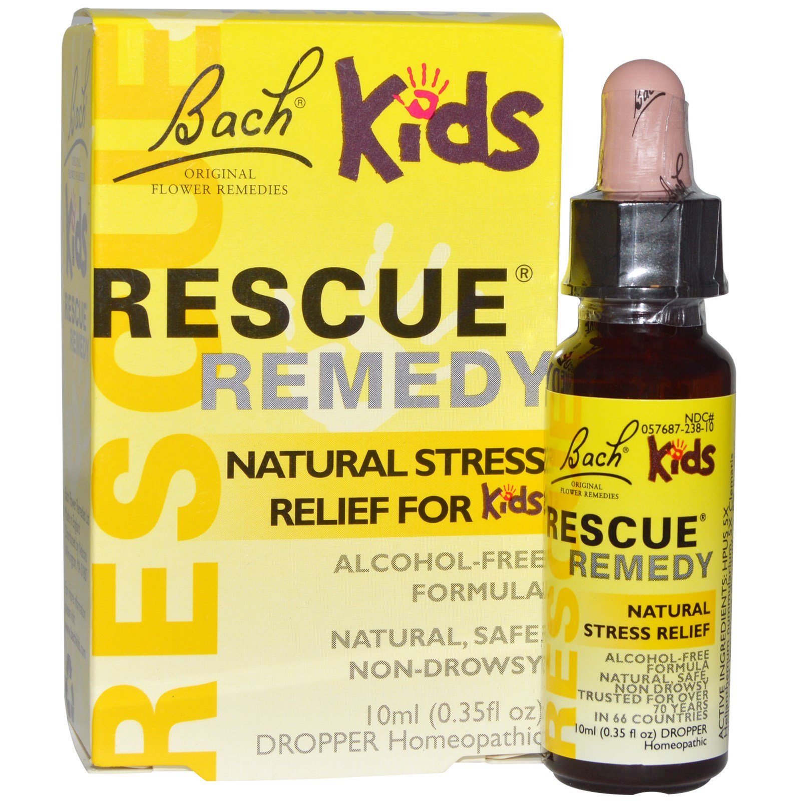 Homeopathic Remedy Rescue Calming Drops