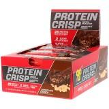 BSN, Protein Crisp، بنكهة الشيكولاته، 12 قطعة، 2.01 أوقية (57 غرام) لكل قطعة