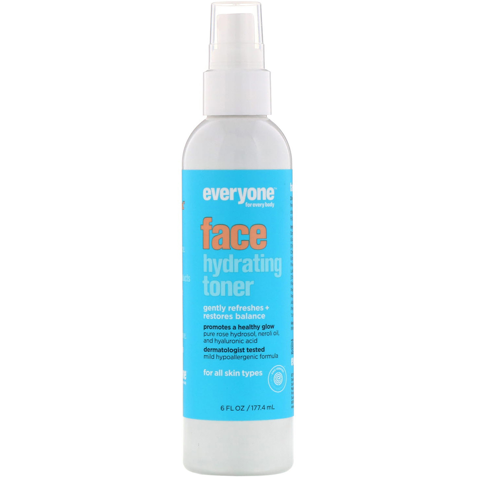 Everyone Face Hydrating Toner 6 fl oz 177 4 ml | eBay