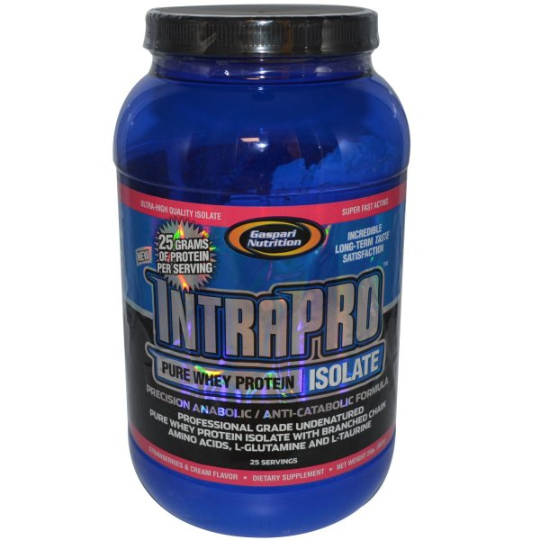 Gaspari Nutrition IntraPro Pure Whey Protein Isolate