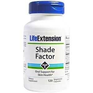 Life Extension, Shade Factor, 120 Vegetarian Capsules