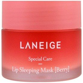 Laneige, Lip Sleeping Mask, Berry, 20 g