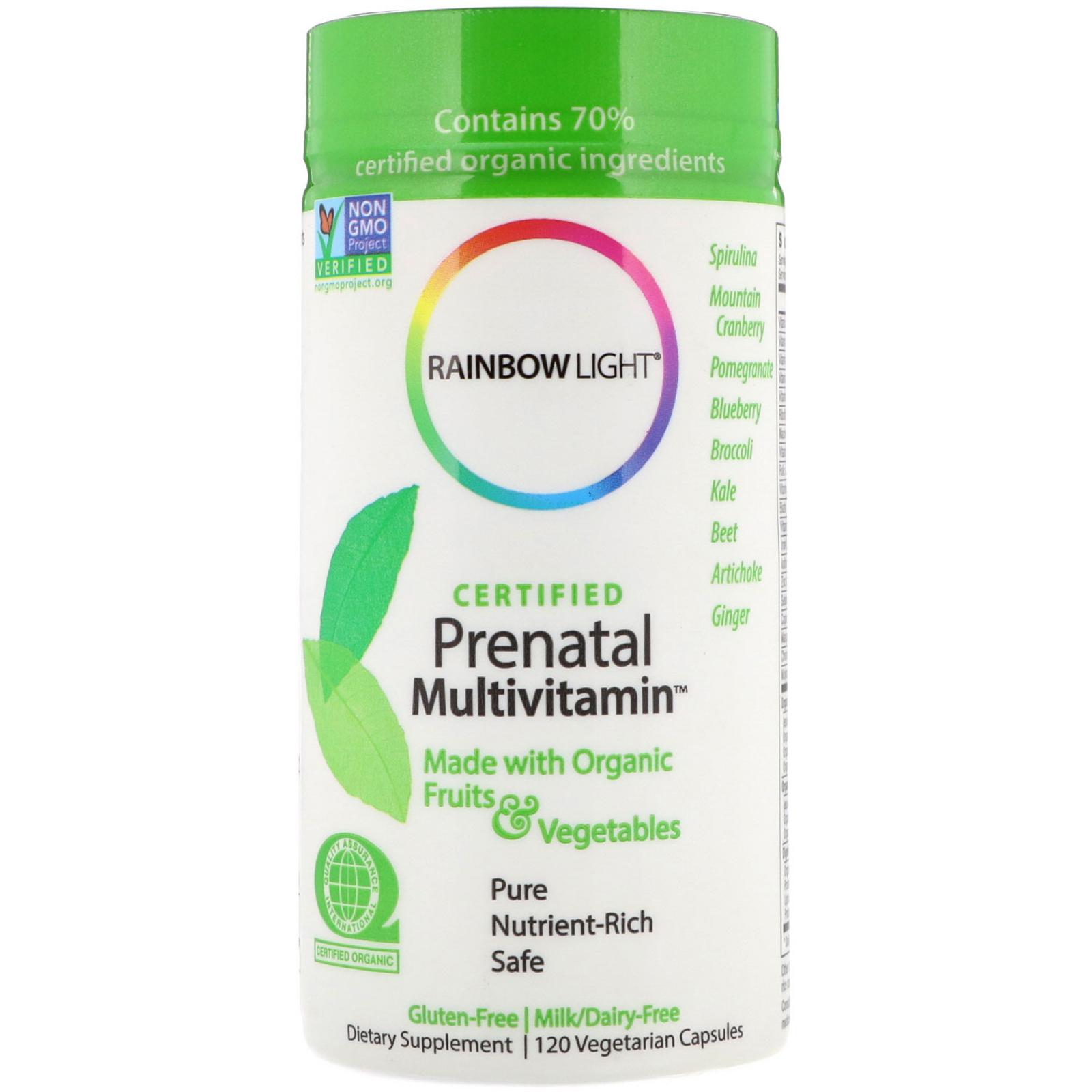 Rainbow Light Prenatal Reviews