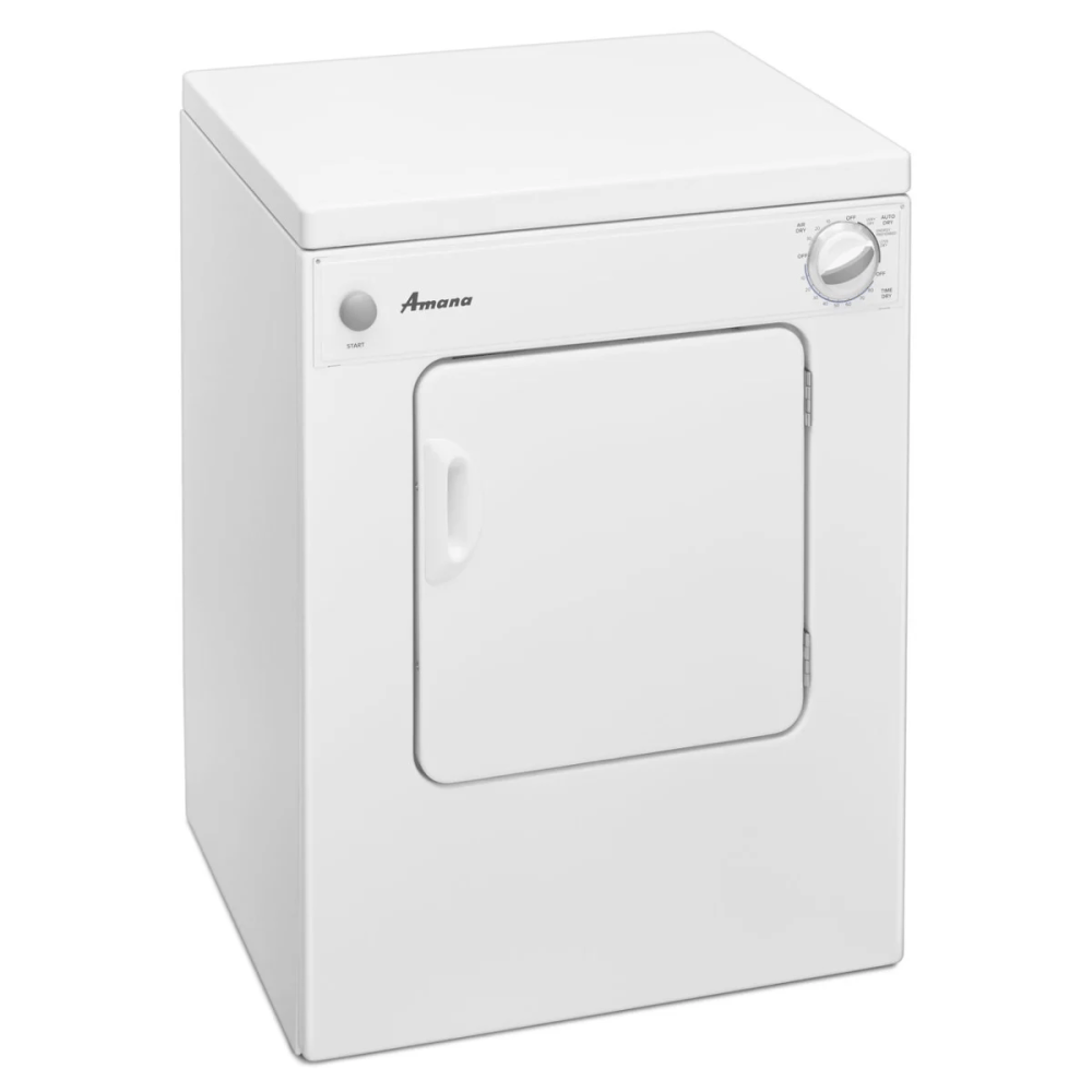 medium resolution of ft electric dryer with air only cycle